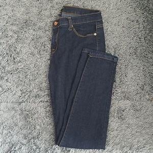 Forever 21 Skinny Soft Basic Jeans
